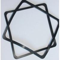 Buy cheap LED Silicone On Rubber Gasket Lighting Textures Relatively Low Closure Force from wholesalers