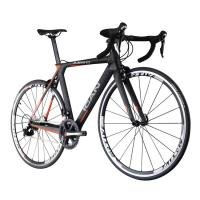 Buy cheap 700c Wheel Size all inner cable routing complete road carbon bike A7 for Road Bike from wholesalers