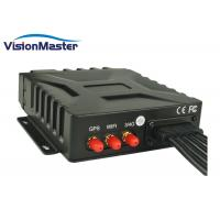 Buy cheap 2TB SSD GPS WIFI 4G Mobile HD DVR 4 CH AHD 720P Camera Aviation Connector For from wholesalers