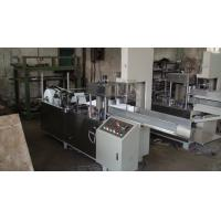 Buy cheap Stepping Motor Fabric Folding Non Woven Machinery High Precision Wire Cutting Process product