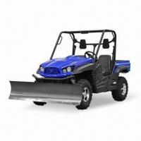 Buy cheap 700cc Utility Vehicle UTV with Snow Plough, 790mm Seat Hight and Sized 3,010 x 1,460 x 1,940mm from wholesalers