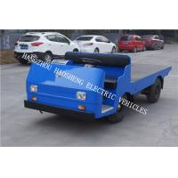 Buy cheap Green Energy Flatbed Semi Trailer Lithium Battery For The Material Transport from wholesalers