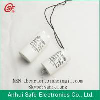 Buy cheap Water Pump Plastic Capacitor CBB60 from wholesalers
