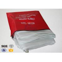 Buy cheap 1m x 1m Heat Resistant Fire Rated Insulation Blanket For Kitchen from wholesalers