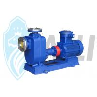 Buy cheap Heavy Duty Self Priming Sewage Pump Engine Driven For Water Irrigation from wholesalers