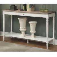 Buy cheap Long Narrow Wood Console Table For Entry / Living Room / Bedroom from wholesalers