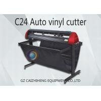 Buy cheap Desktop Automatic Vinyl Cutter Printer Machine 24 Inch LED Vinyl Cutting Plotter from wholesalers