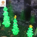 Buy cheap Holiday Xmas Decoration Christmas Tree Light Set of 3 Led White lights from wholesalers