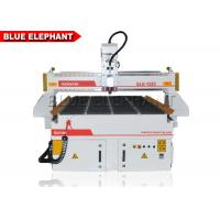 Buy cheap PVC / Alucobond / MDF Cutting Machine , Programmable Wood Carving Machine Stepper System from wholesalers
