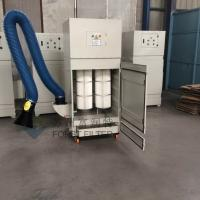 Buy cheap FORST Cartridge Dust Filter Dust Extraction Systems Units from wholesalers