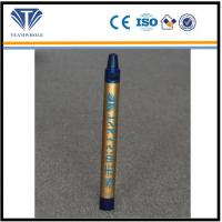 Buy cheap Blasting / Mining Rock Drill Tools , 20-100m Depth TSK Series DTH Hammer product