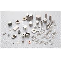 Buy cheap Customized Cast Alnico Magnets , Alnico Permanent Magnets For Electropermanent Systems from wholesalers