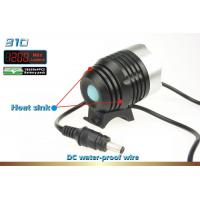 Buy cheap Super bright 1200 Lumen rechargeable led Bike Light 3 switch Mode from wholesalers