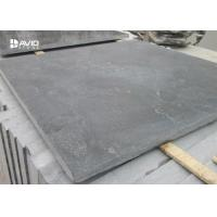 Buy cheap Grey Natural Limestone Tiles For Kitchen / Bathroom Floor Sound Insulation product