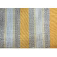 Buy cheap Blended 100 Viscose Fabric Plain Upholstery Striped Bed Liner Europe Style from wholesalers
