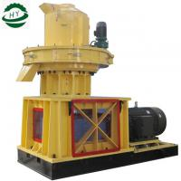 Buy cheap Hot sale good quality high capacity ring die CE wood pellet machine from wholesalers