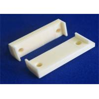 Buy cheap Customized Alumina Zirconia Ceramic Terminal Block High Temperature Insulating from wholesalers
