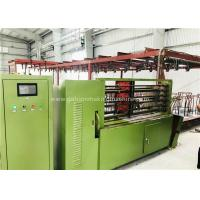 Buy cheap Automatic Chain Link Fence Machine , Wire Net Making Machine With 2200mm Mesh Width from wholesalers