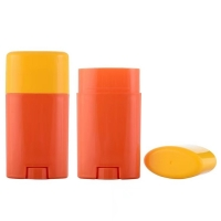 Buy cheap 30g Cosmetic Solid Stick Deodorant Container Hot Stamping from wholesalers