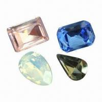 Buy cheap Crystal Sew on Beads for Apparel, with Fashionable Design from wholesalers