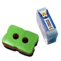 Buy cheap Professional Frozen Non Toxic Mini Cold Packs 200 ML For Cooler Bag product