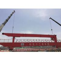Buy cheap Large Span Rail Mounted Container Handling Gantry Cranes With Limit Switch from wholesalers