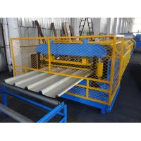 Buy cheap Trapezoidal Profile Metal Roofing Roll Forming Machine to Portuguesa from wholesalers