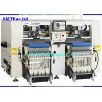 Buy cheap Pick And Place Surface Mount Technology Machine , 90000cph Smt Pick Place Machine from wholesalers