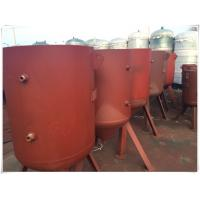 Buy cheap Abrasive Sand / Water Blasting Machine Pot , Small Commercial Sandblasting product
