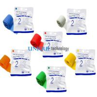 Buy cheap Cast Bandage Made in China Colorful Medical Casting Tapes Synthetic Cast Tape from wholesalers
