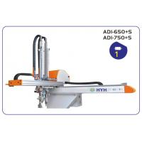 Pneumatic Manipulator Arms : Cylinder pneumatic injection moulding robotic arm heavy