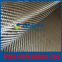Buy cheap 120g carbon fiber cloth fabric from wholesalers