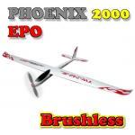 Buy cheap 6-CH Brushless Model Plane PHOENIX 2000 EPO (EG-7423) from wholesalers