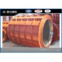 China Various Weight Round Concrete Pipe Mould Professional Design Dingli on sale