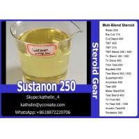 Buy cheap Semi-Finished Injectable Anabolic Steroids Oil Sustanon 250 / Sust 250 For Muscle Building from wholesalers