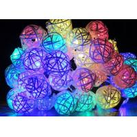 Buy cheap Colorful Solar Lantern String Lights Outdoor / Indoor Use Waterproof 20 Ft Long from wholesalers