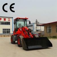 Buy cheap Wheel Loaders for sale small articulating loader ,telescopic wheel loader with Snow bucket product