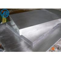 Buy cheap Aluminium Magnesium Zinc Alloy Plate Board AZ31 Smooth Surface Alkali Against from wholesalers