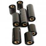 Buy cheap zebra self adhesive labels ribbon black wax/resin ribbon from wholesalers