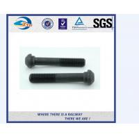 Buy cheap ZhongYue railway DIN 933 oval head bolts screw rail bolts with competitive price from wholesalers
