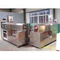 Buy cheap Dog Chewing Food Dog Food Manufacturing Equipment , Dog Biscuit Maker Eco - Friendly from wholesalers