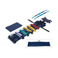 Buy cheap Nylon Fabric First Aid Product , hospital Pediatric Immobilization Stretcher from wholesalers