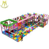 Buy cheap Hansel   hot selling game room equipment soft play area children's play maze from wholesalers