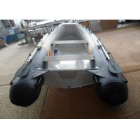 Buy cheap 3.5m Aluminum Commercial Boats , Lightweight Aluminum Hull Boats With PVC Tube from wholesalers