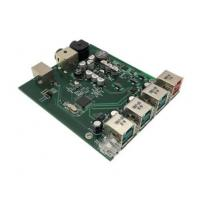 Buy cheap FR4 Box Build Assembly TurnKey Assembly Service High TG Board Green Color from wholesalers
