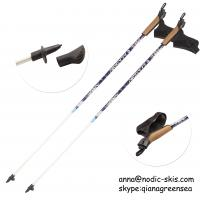 Buy cheap carbon nordic walking pole from wholesalers