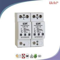 Buy cheap 50ka Low Voltage Varistor Surge Protectors Direct Lightning Protection Of Overhead Lines Door from wholesalers