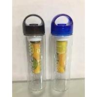 Buy cheap Tritan Fruit Infuser Water Bottle facial skincare products Eco-friendly from wholesalers