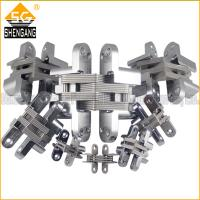 Buy cheap 180 degree zinc alloy concealed hinge from wholesalers