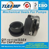 Buy cheap QY-15 QY-17 QY-20/SSE4 Mechanical Seals for CNP QY/QYL20-25-40-50 25QY-2 25QYB-2 Self-priming gas-liquid mixing pumps from wholesalers